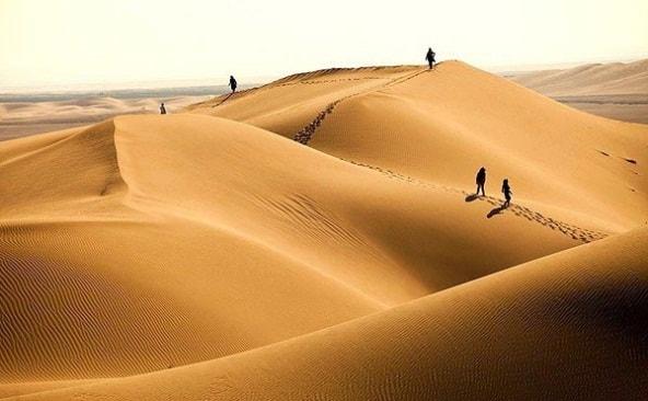 تور عکاسی کویر مصر
