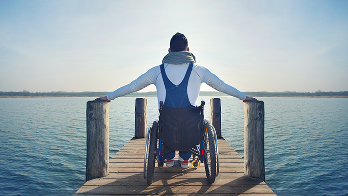 گردشگری معلولین