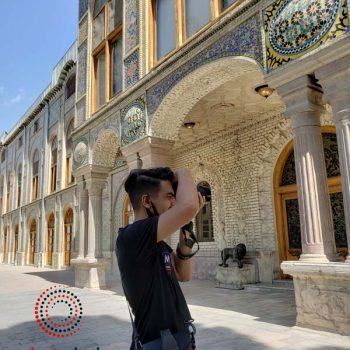 تور عکاسی کاخ گلستان