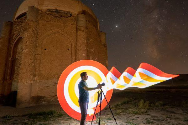 آموزش عکاسی کهکشان راه شیری