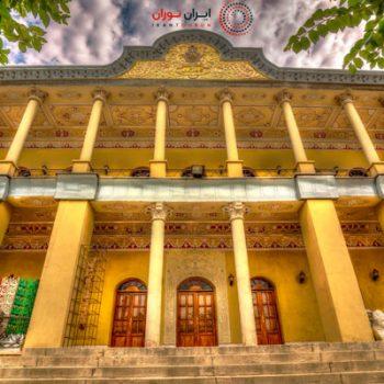آموزش عکاسی عمارت عین الدوله