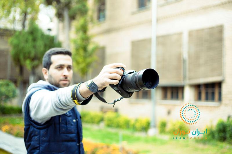 آموزش عکاسی مقدماتی