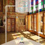عکاسی در خانه قاجاری عمارت سلطان